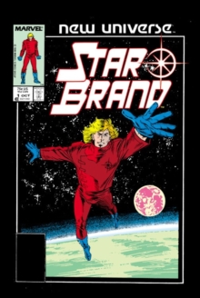 Star Brand: New Universe Vol. 1, Paperback Book