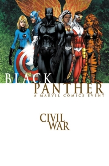 Civil War: Black Panther (new Printing), Paperback / softback Book