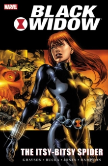 Black Widow: The Itsy-bitsy Spider, Paperback / softback Book