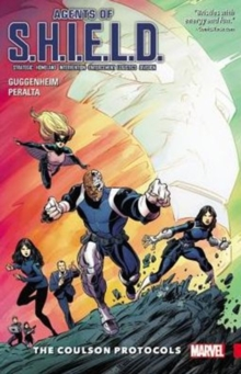 Agents Of S.h.i.e.l.d. Vol. 1: The Coulson Protocols, Paperback Book