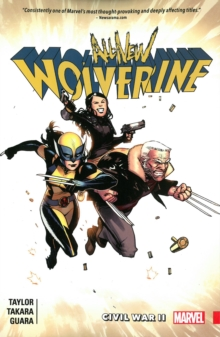 All-new Wolverine Vol. 2: Civil War Ii, Paperback / softback Book