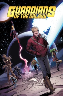 Guardians Of The Galaxy Vol. 5: Through The Looking Glass, Paperback / softback Book
