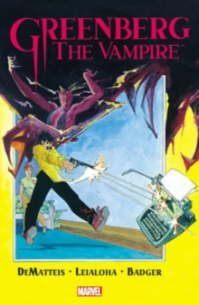 Greenberg The Vampire, Paperback Book