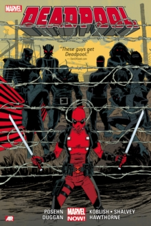 Deadpool By Posehn & Duggan Volume 2, Hardback Book