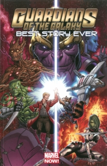 Guardians Of The Galaxy: Best Story Ever, Paperback Book
