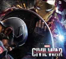 Marvel's Captain America: Civil War: The Art Of The Movie, Hardback Book
