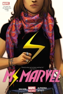 Ms. Marvel Vol. 1, Hardback Book