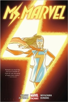 Ms. Marvel Vol. 2, Hardback Book