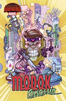 M.o.d.o.k. Assassin, Paperback Book