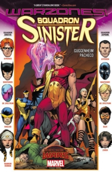 Squadron Sinister, Paperback / softback Book