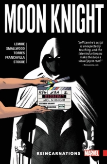 Moon Knight Vol. 2: Reincarnations, Paperback Book
