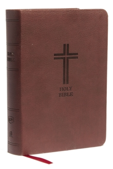 KJV, Reference Bible, Compact, Large Print, Leathersoft, Burgundy, Red Letter Edition, Comfort Print : Holy Bible, King James Version, Leather / fine binding Book