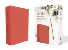 NET Bible, Journal Edition, Cloth over Board, Coral, Comfort Print : Holy Bible, Hardback Book