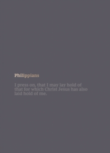 NKJV Bible Journal - Philippians, Paperback, Comfort Print : Holy Bible, New King James Version, Paperback / softback Book