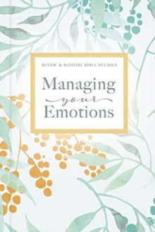 Managing Your Emotions, Spiral bound Book