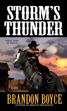 Storm's Thunder, Paperback Book