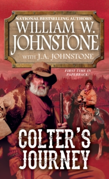 Colter's Journey, Paperback Book