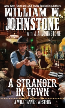 A Stranger In Town, A, Paperback Book