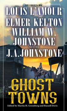 Ghost Towns, Paperback Book