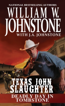 Deadly Day In Tombstone, Paperback Book