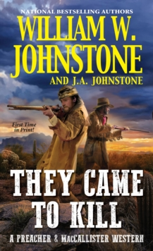 They Came to Kill, EPUB eBook