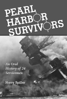 Pearl Harbor Survivors : An Oral History of 24 Servicemen, EPUB eBook