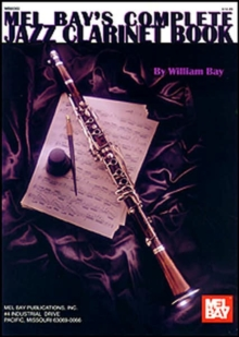 COMPLETE JAZZ CLARINET BOOK, Paperback Book