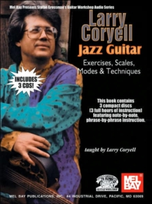 LARRY CORYELL JAZZ GTR BKCD,  Book