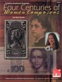 Four Centuries of  Women Composers, Paperback Book