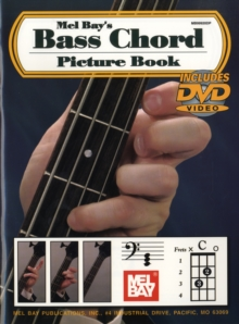 BASS CHORD PICTURE BOOK, Paperback Book