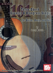 101 Three-chord Country and Bluegrass Songs, Paperback / softback Book