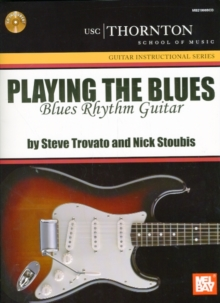 Playing the Blues : Blues Rhythm Guitar, Mixed media product Book