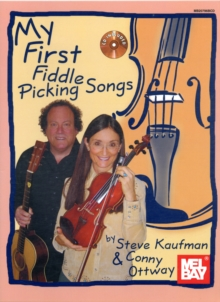 My First Fiddle Picking Songs, Paperback Book