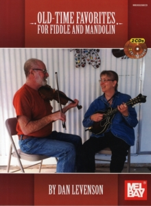 OLD TIME FAVOURITES FOR FIDDLE & MANDOLI, Paperback Book