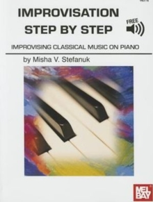 IMPROVISATION STEP BY STEP, Paperback Book