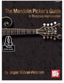 MANDOLIN PICKERS GUIDE TO BLUEGRASS IMPR, Paperback Book