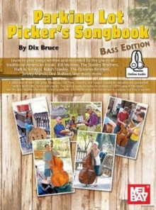 PARKING LOT PICKER'S SONGBOOK - BASS EDN, Spiral bound Book