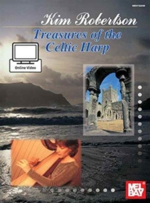 TREASURES OF THE CELTIC HARP ONLINE VIDE, Paperback Book