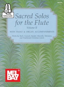 SACRED SOLOS FOR THE FLUTE VOLUME 2 BOOK, Paperback Book