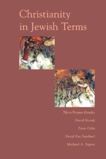 Christianity In Jewish Terms, EPUB eBook
