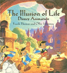 Illusion Of Life, Hardback Book