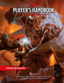 Dungeons & Dragons Player's Handbook (Dungeons & Dragons Core Rulebooks), Hardback Book