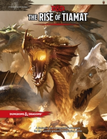 The Rise of Tiamat, Hardback Book