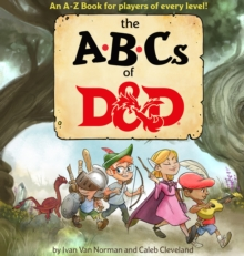 ABCs of D&d (Dungeons & Dragons Children's Book), Hardback Book