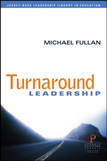 Turnaround Leadership, Paperback / softback Book