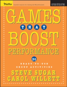 Games That Boost Performance, PDF eBook
