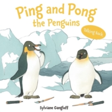 Ping and Pong the Penguins, Hardback Book
