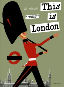This Is London, Hardback Book