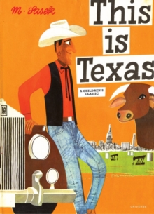 This Is Texas, Hardback Book