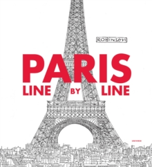 Paris, Line by Line, Hardback Book